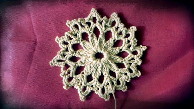 Fatima Crochet Melody Motif Crochet Stuff Pinterest Crochet
