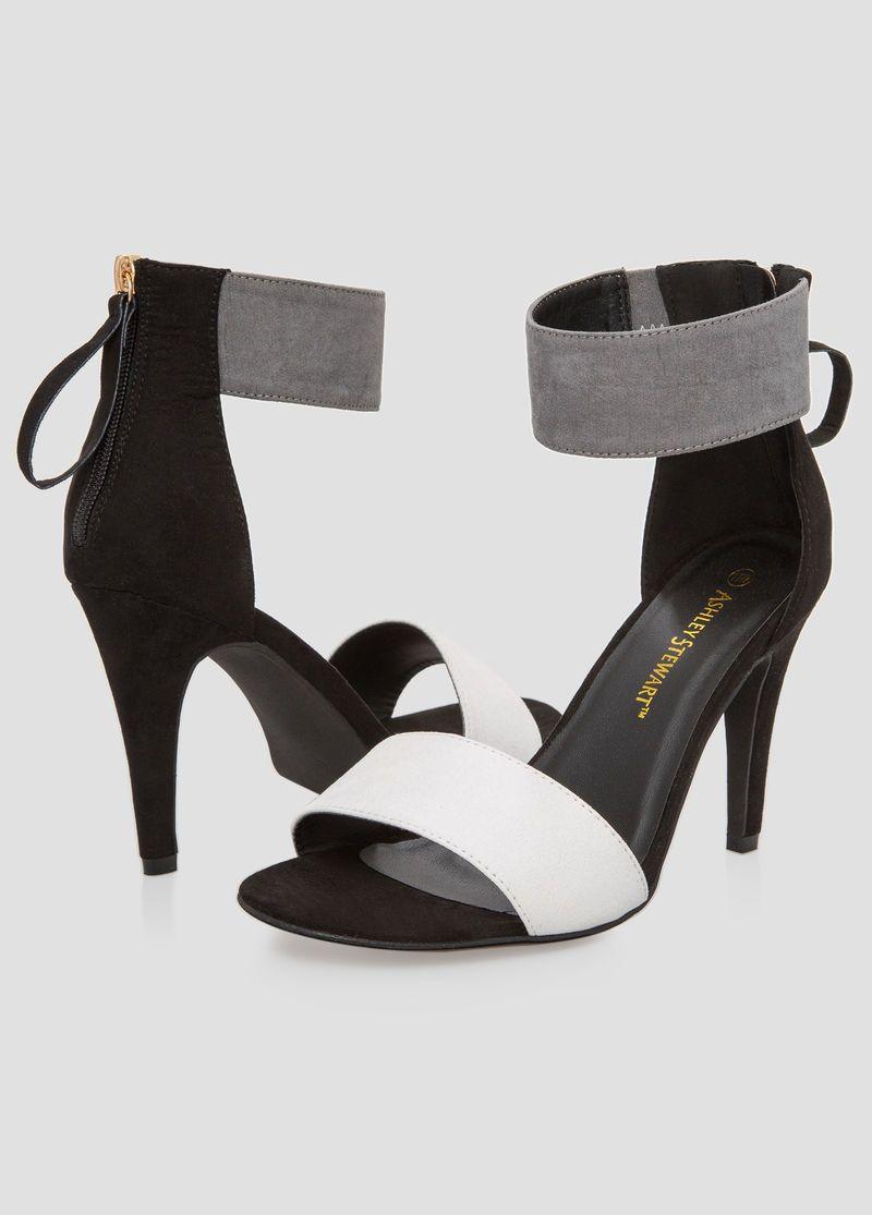 Black dress sandals wide width - Colorblock Dress Sandal Wide Width Colorblock Dress Sandal Wide Width