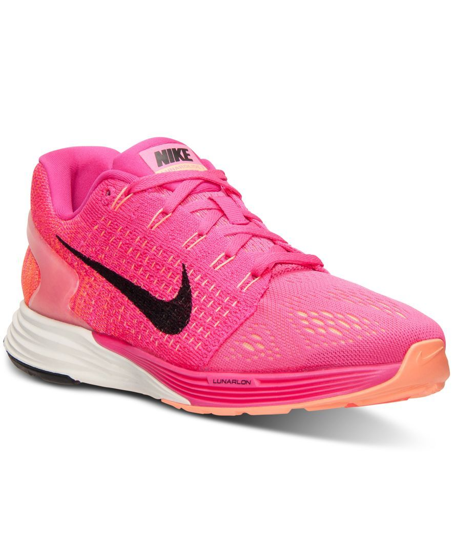 official photos fb973 0d7ac Nike Women s LunarGlide 7 Running Sneakers from Finish Line