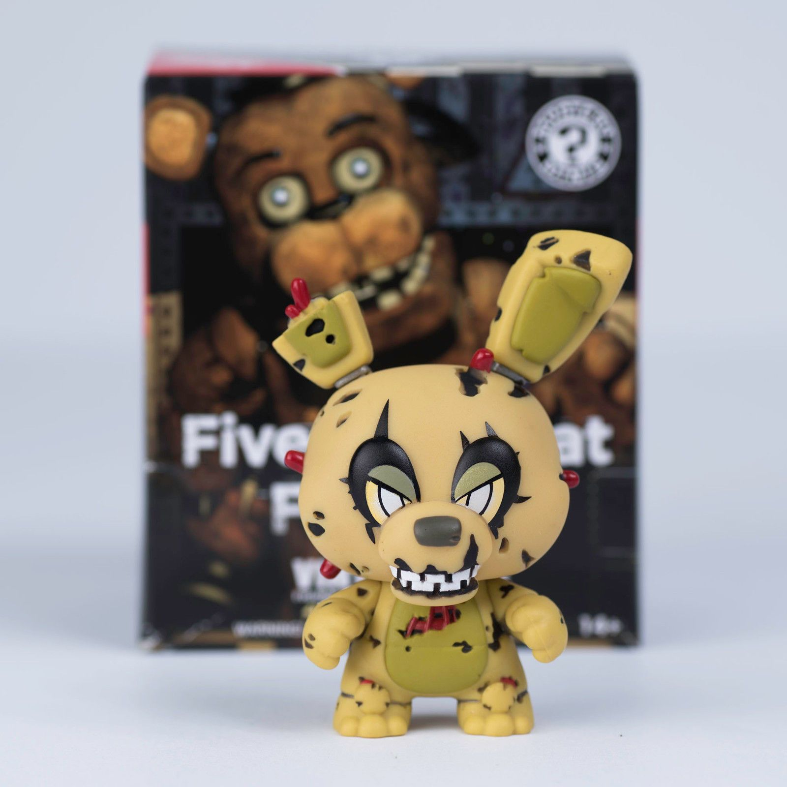 More five nights at freddy s construction sets coming soon - Dettagli Su Five Nights At Freddy S Funko Mistery Minis 6cm Rare Hot Topic Edition