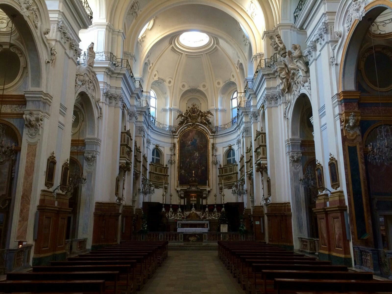 Santa Maria Carmine. 1736. Torino.