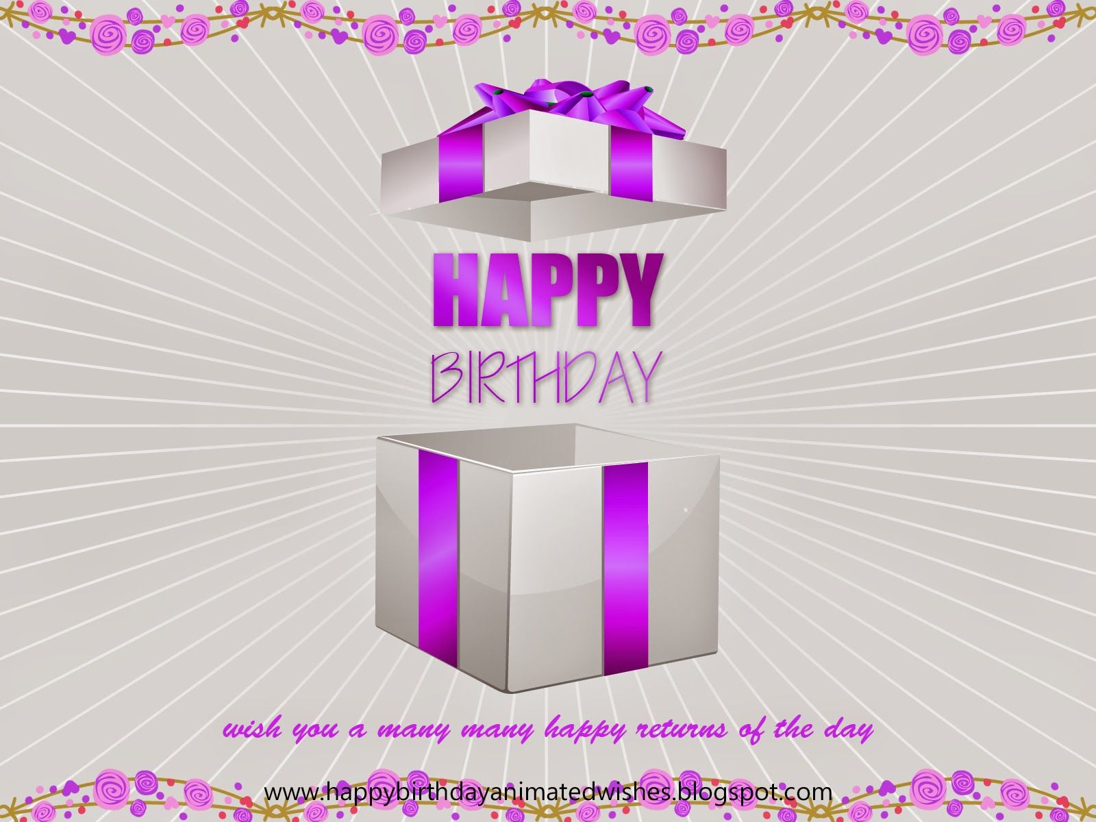 HAPPY BIRTHDAY WISHES Happy Birthday Wishes 21