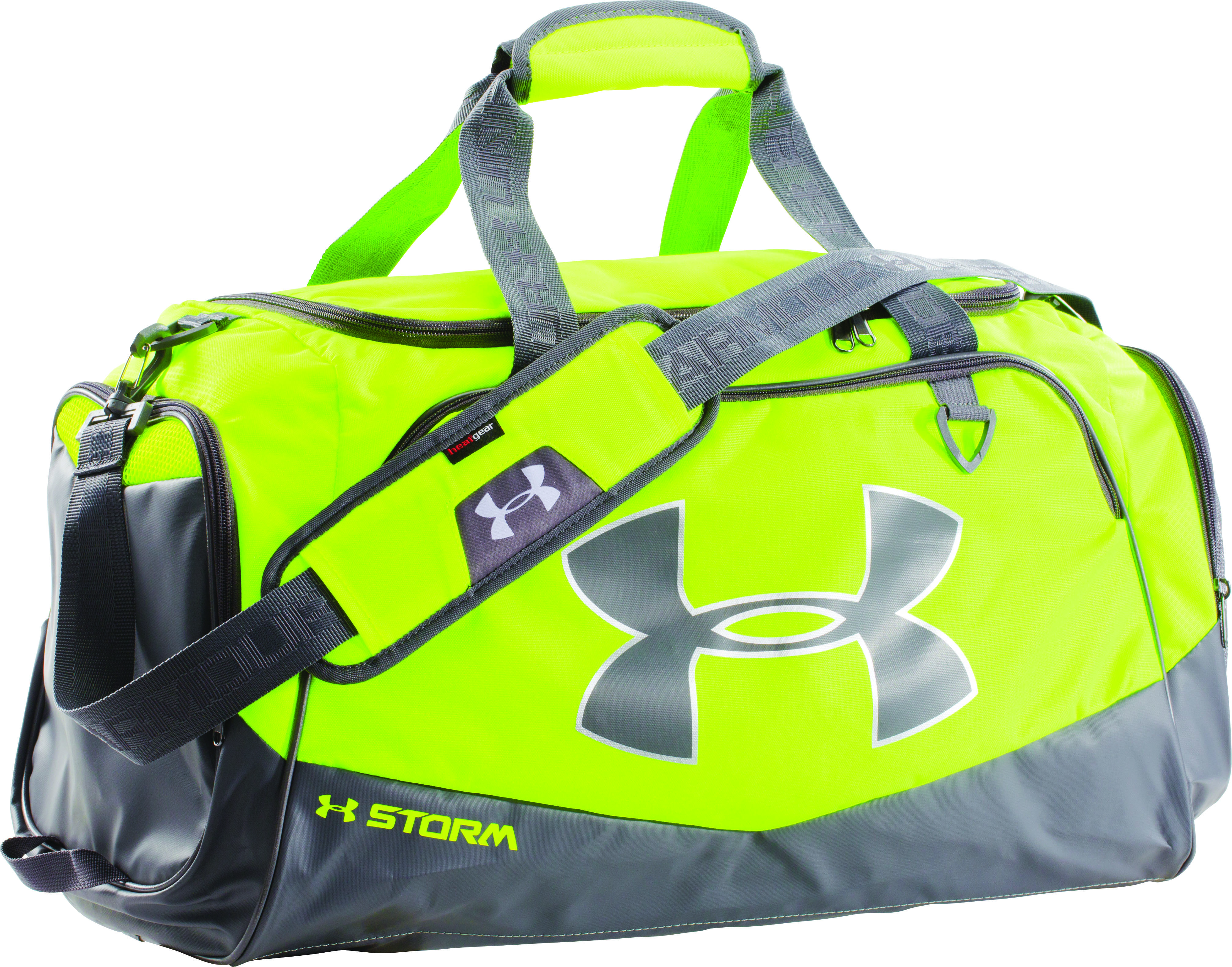 under armour green bag