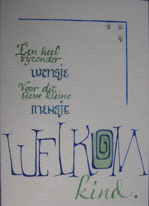 Citaten Cursief : Wenskaarten handlettering pinterest kalligrafie