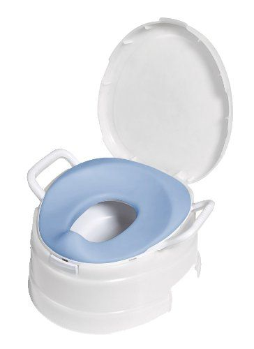 The Primo 4 In 1 Soft Seat Toilet Trainer Step Stool Is On Sale For 25 67 At Amazon Right Now That S 57 Off The List Toilet Trainer Best Potty Step Stool