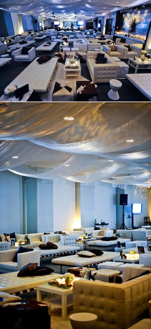 Statement Making Fabric Ceiling Treatments 187 Alexan Events