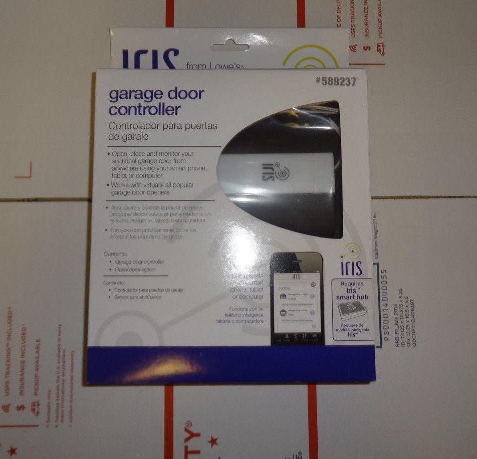 Garage Door Remotes 85899 New Iris Garage Door Controller Gd00z