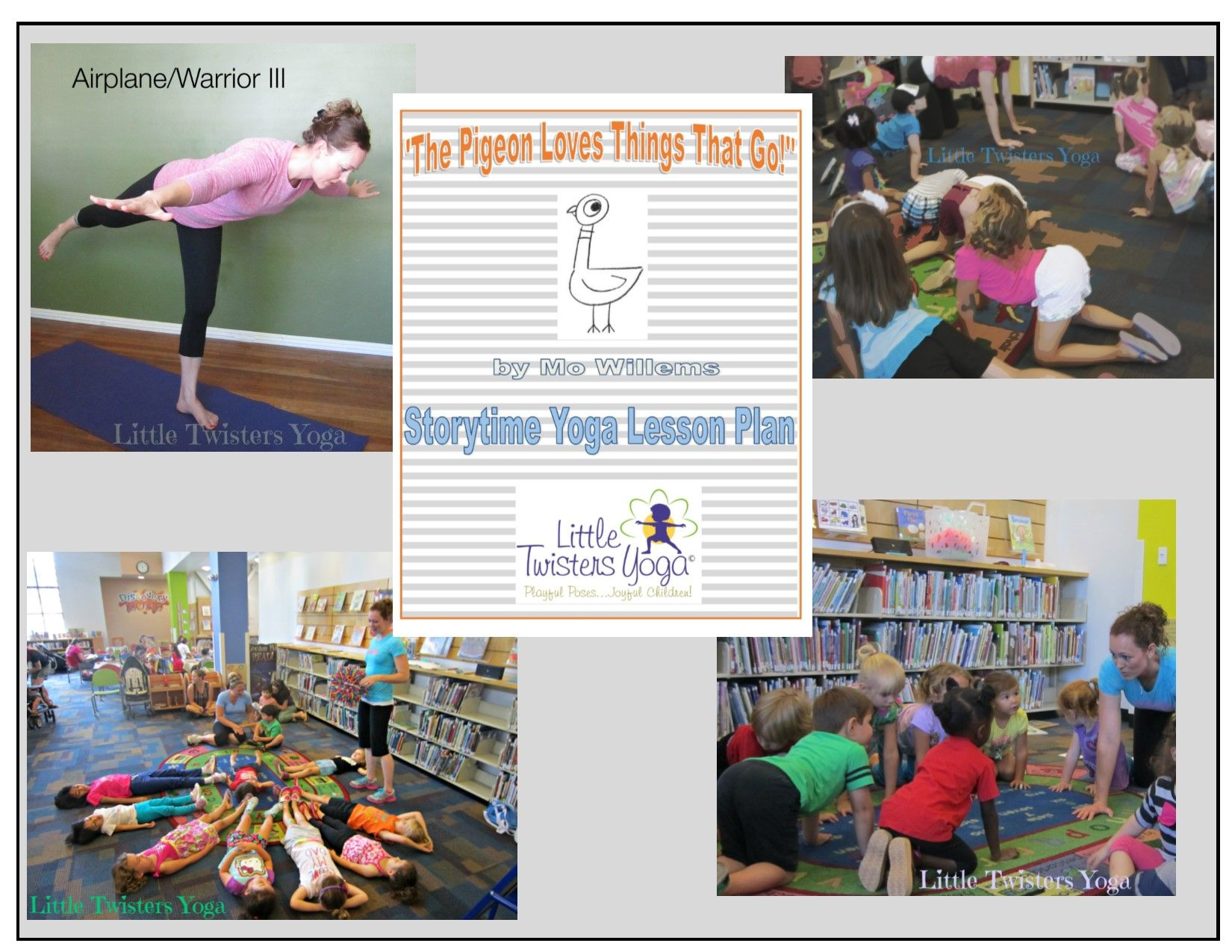 Free Download This Children S Storytime Yoga Lesson Plan