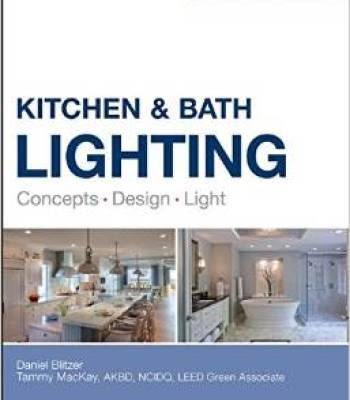 Kitchen And Bath Lighting Concept Design Light PDF