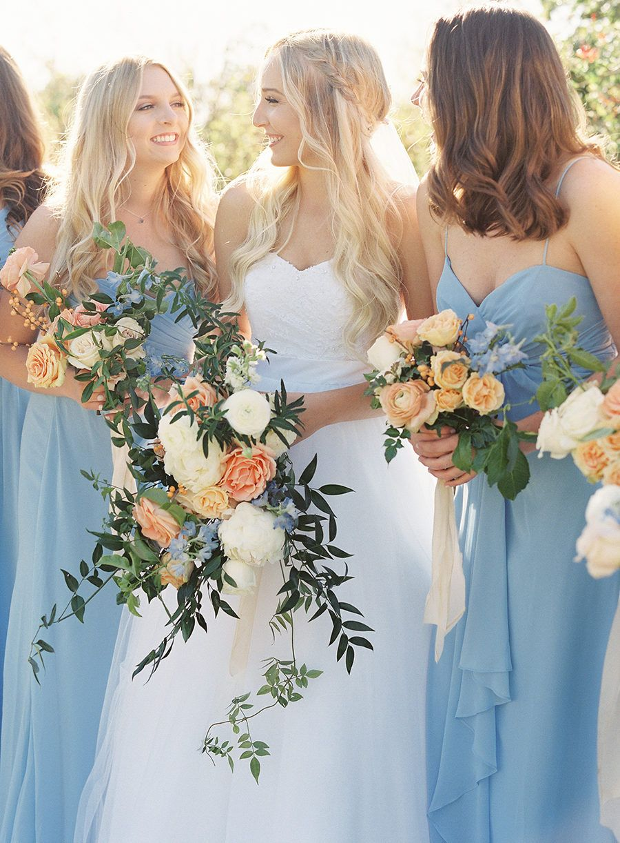 We Just Found the Prettiest Spring Wedding Ever