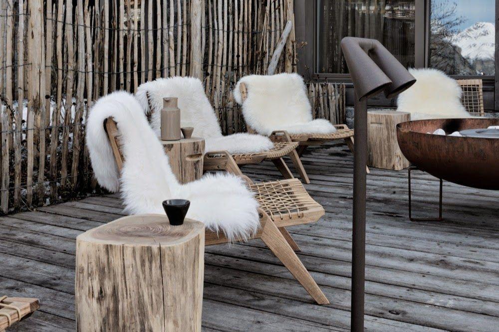 Incontournable pour apporter une touche nordique votre d coration int rieure on retrouve la - Deco jardin mouton toulon ...