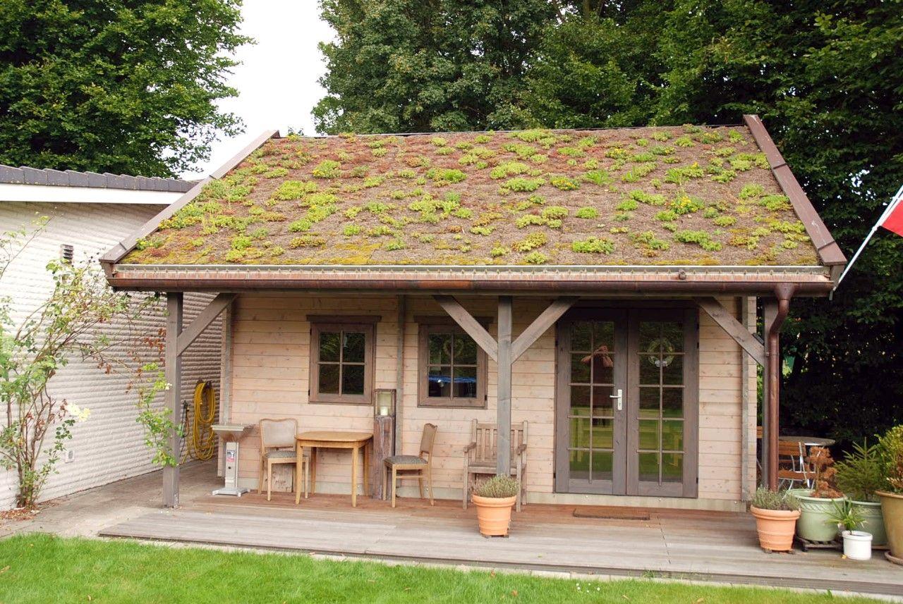 von Aswegen Bauunternehmen Holzsystembau Gartenhäuser