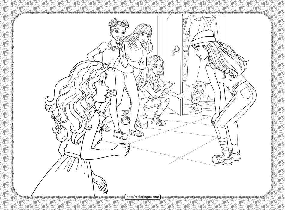 Barbie Princess Adventure Coloring Pages 24 In 2021 Princess Adventure Barbie Princess Coloring Pages