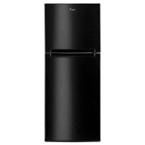 Rca 10 Cu Ft Top Freezer Apartment Size Retro Refrigerator Red Rfr1055 Walmart Com In 2020 Retro Refrigerator Refrigerator Bottle Store