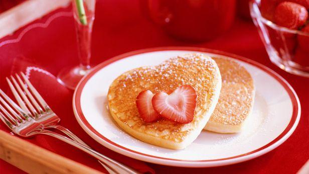 6 heart y valentines breakfast ideas - Valentines Day Breakfast Ideas