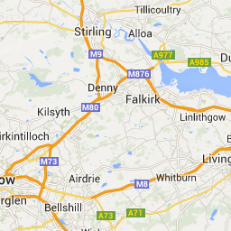 Historic Locations - Fife & Clackmannanshire - Google Maps | On a ...