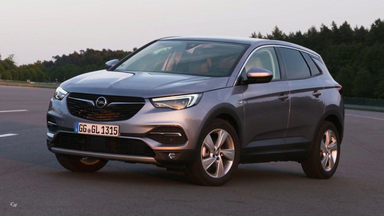 2019 Opel Grandland X Drive And Design Opel Mokka Opel Vauxhall Mokka
