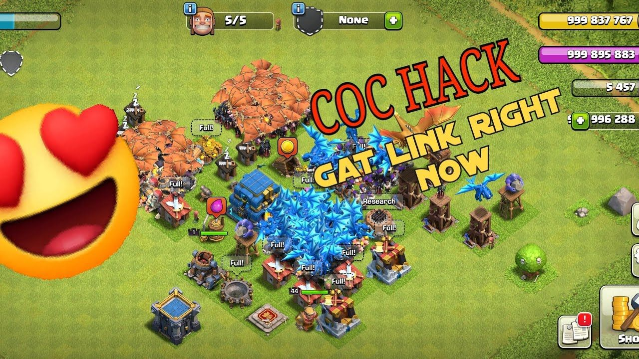 How To Get Free Gems In Game Clash Of Clans