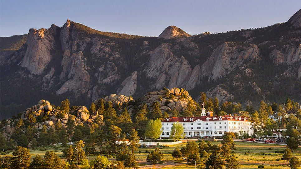 Estes Park Colorado Located Miles From Rocky Mountain - National park vacations