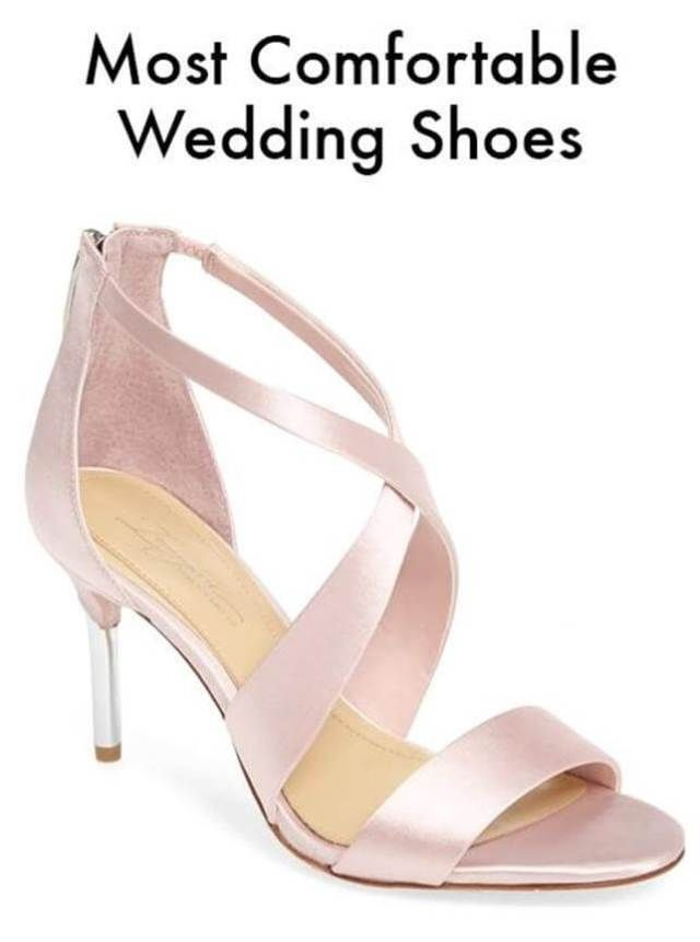 Delightful Comfortable Wedding Shoes For Bride 13