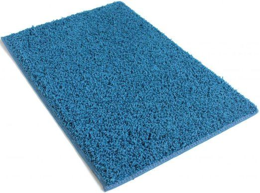 355 9x12 Area Rug Bright Royal Blue Carpet 37 Oz TWISTED