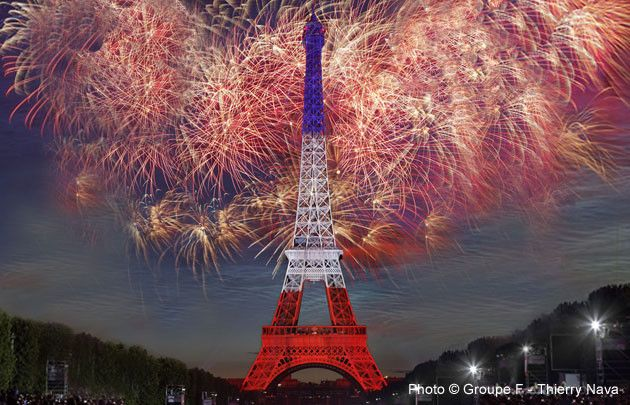 Latest Bastille Day In Paris 2014 Was The Scenery For The Commemoration Of  The First World War, Which Served As A Guideline For The Evening, ...