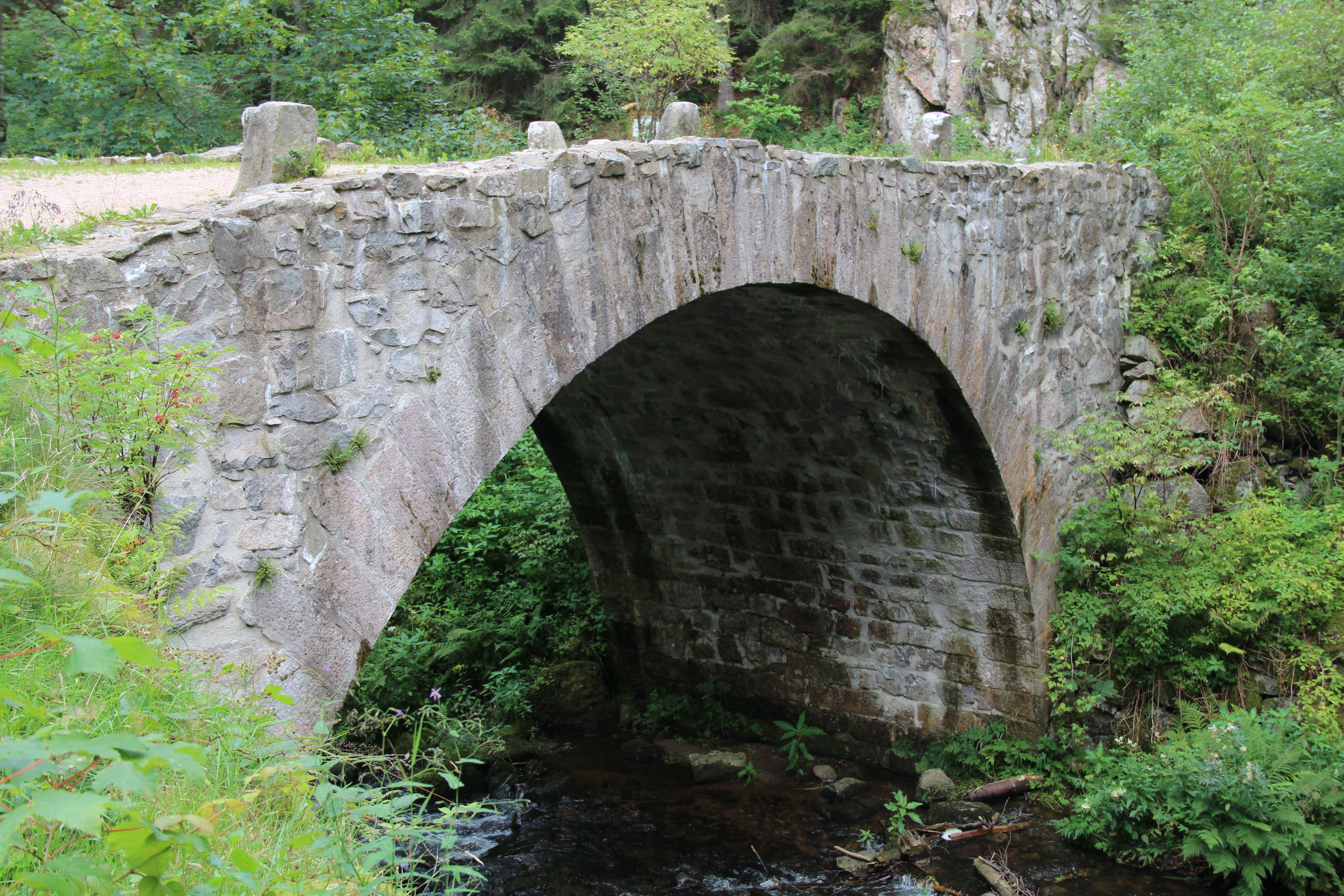 Le pont des Fées Xonrupt Longemer