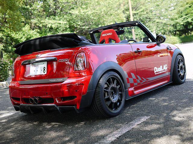 R57 Cabriolet Mini Cooper Convertible Mini Cooper Mini Cooper Countryman