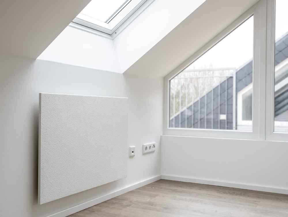 Infrarotheizung von knebel im wohnzimmer ideen f r deine for Design deine wohnung