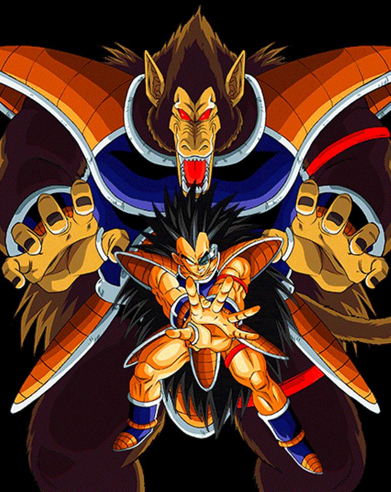 Raditz Ozaru By Alexiscabo1 Anime Dragon Ball Super Dragon Ball Artwork Dragon Ball Art