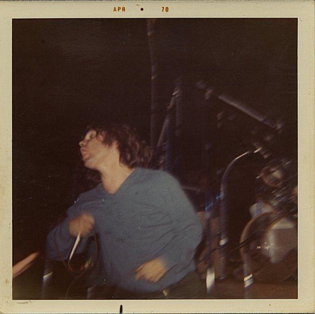 Jim Morrison u0026 The Doors at the Boston Arena Boston MA US. & Jim Morrison u0026 The Doors at the Boston Arena Boston MA US. 1970 ...