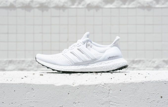 91831e656 Foot Locker Is Getting Ready to Restock the All-White adidas Ultra ...