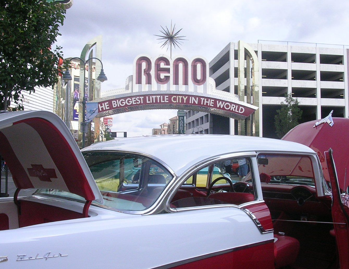 Rock Park Sparks NV | Events in Reno Sparks Nevada Hot August Nights