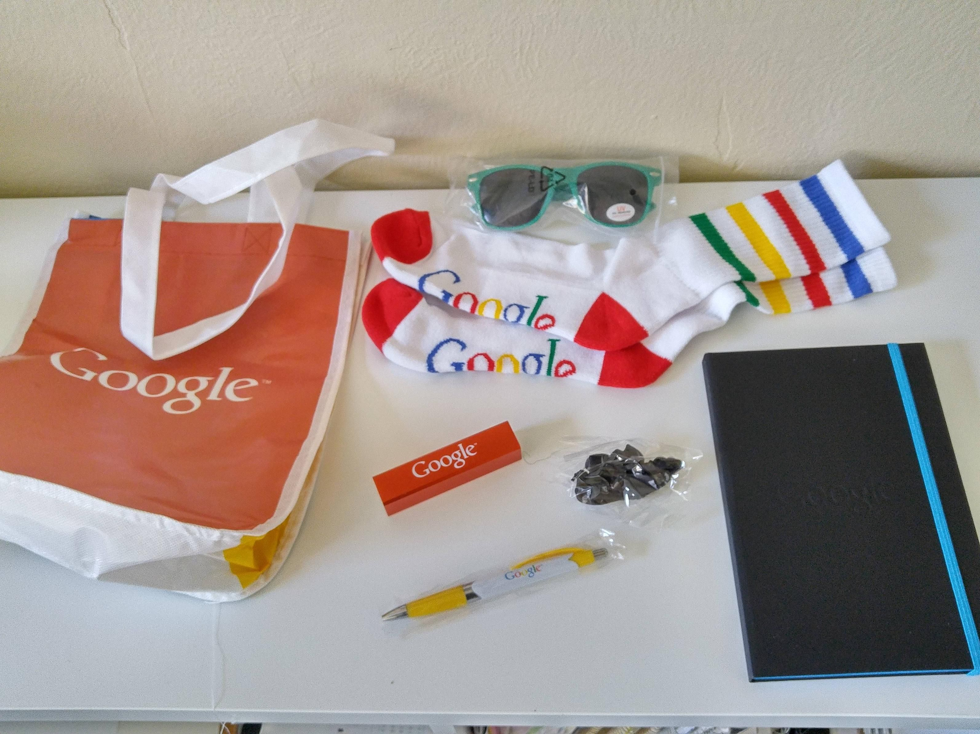 Image Result For Google Swag Company Reusable