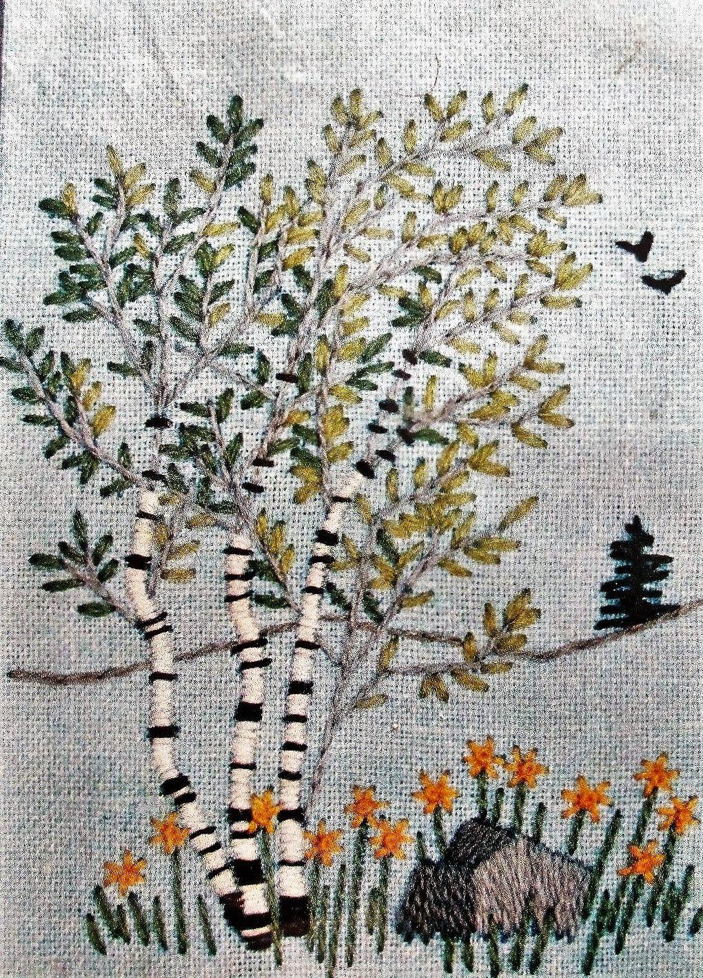 Beech trees stitching pinterest beech tree embroidery and stitch