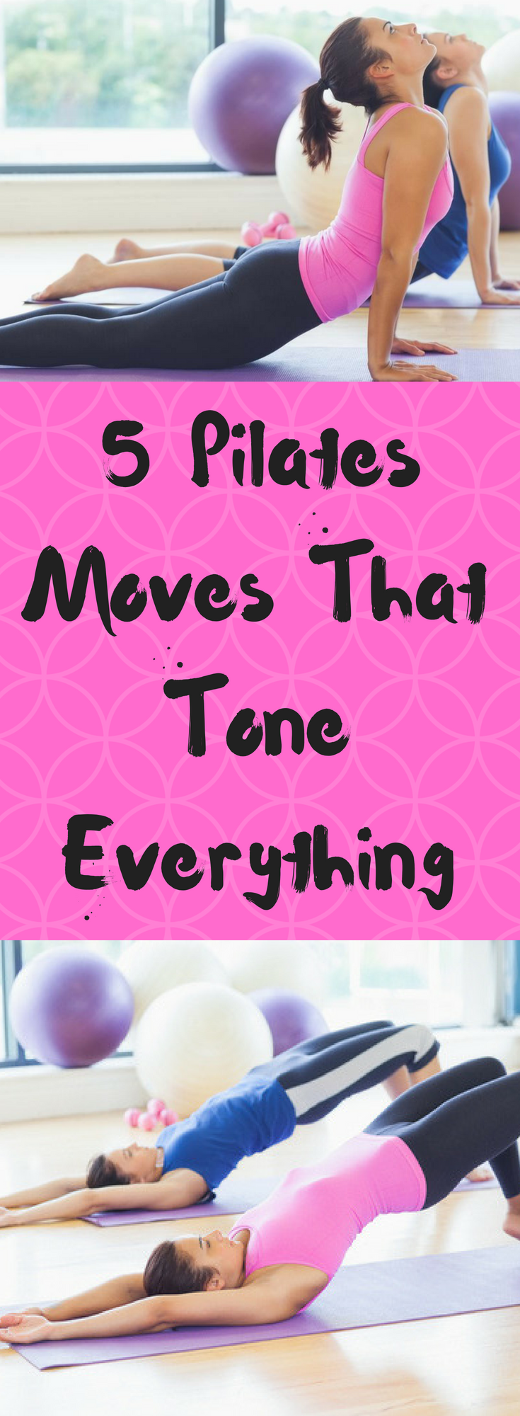 5 Pilates Moves That Torch Calories and Tone Everything #pilatesworkoutroutine