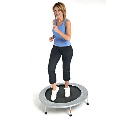 Mini Trampoline, a Good Choice to Burn Calories at Home