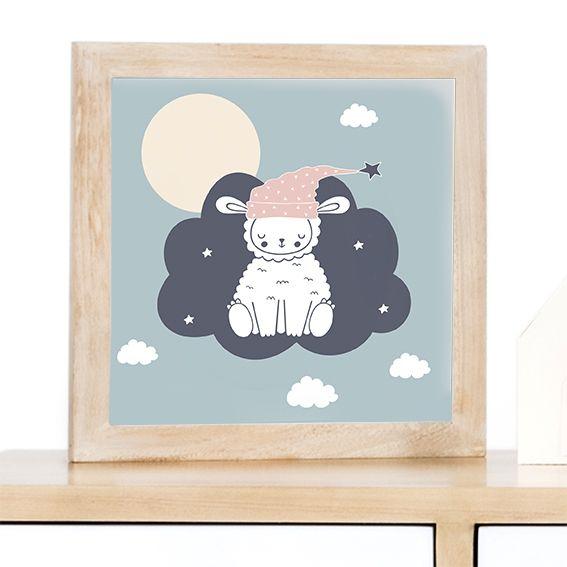 Booh - Oveja Nube Rosa