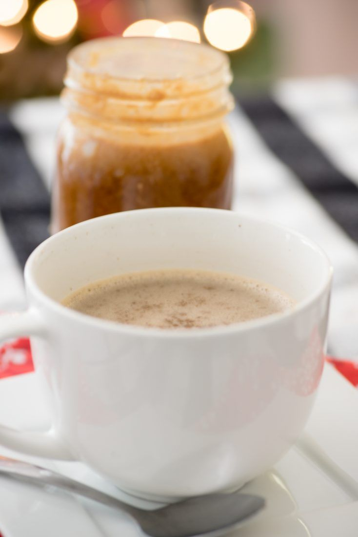 Homemade Gingerbread Coffee Creamer | Recipe | Coffee ...