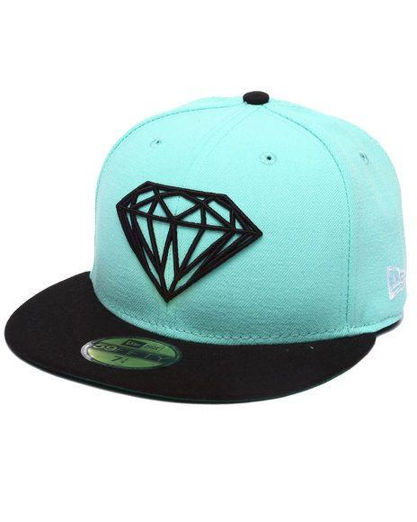 d2d762e0774 Diamond Supply Co - Diamond Supply Co Brilliant New Era Fitted Cap ...