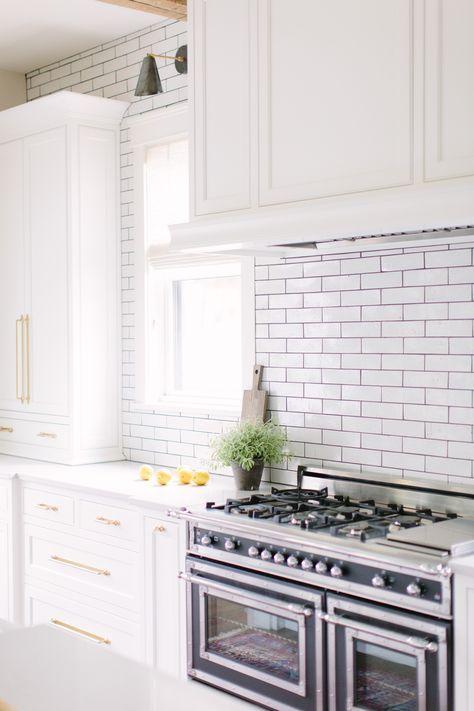 Gut Küche Esszimmer, Ideen, Innenarchitektur Küche, Küchendekoration, Weiße U Bahn  Fliese