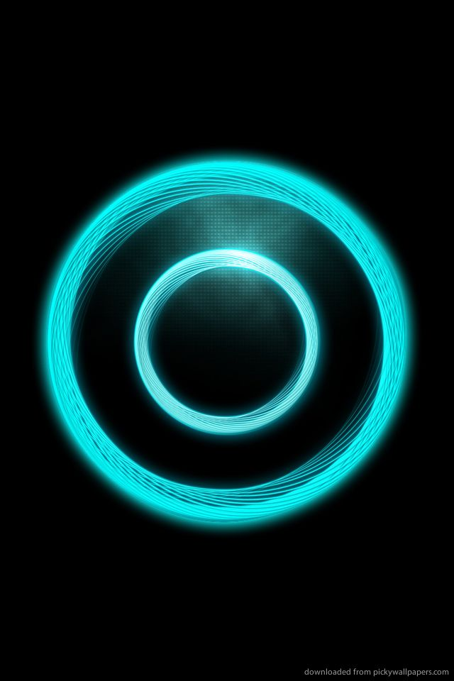 Download Tron Legacy Circles Wallpaper For Iphone 4 Tron Legacy Tron Iphone Wallpaper