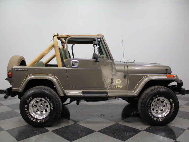 1989 Jeep Wrangler Sold 13 000 Jeep Wrangler Jeep Yj Jeep
