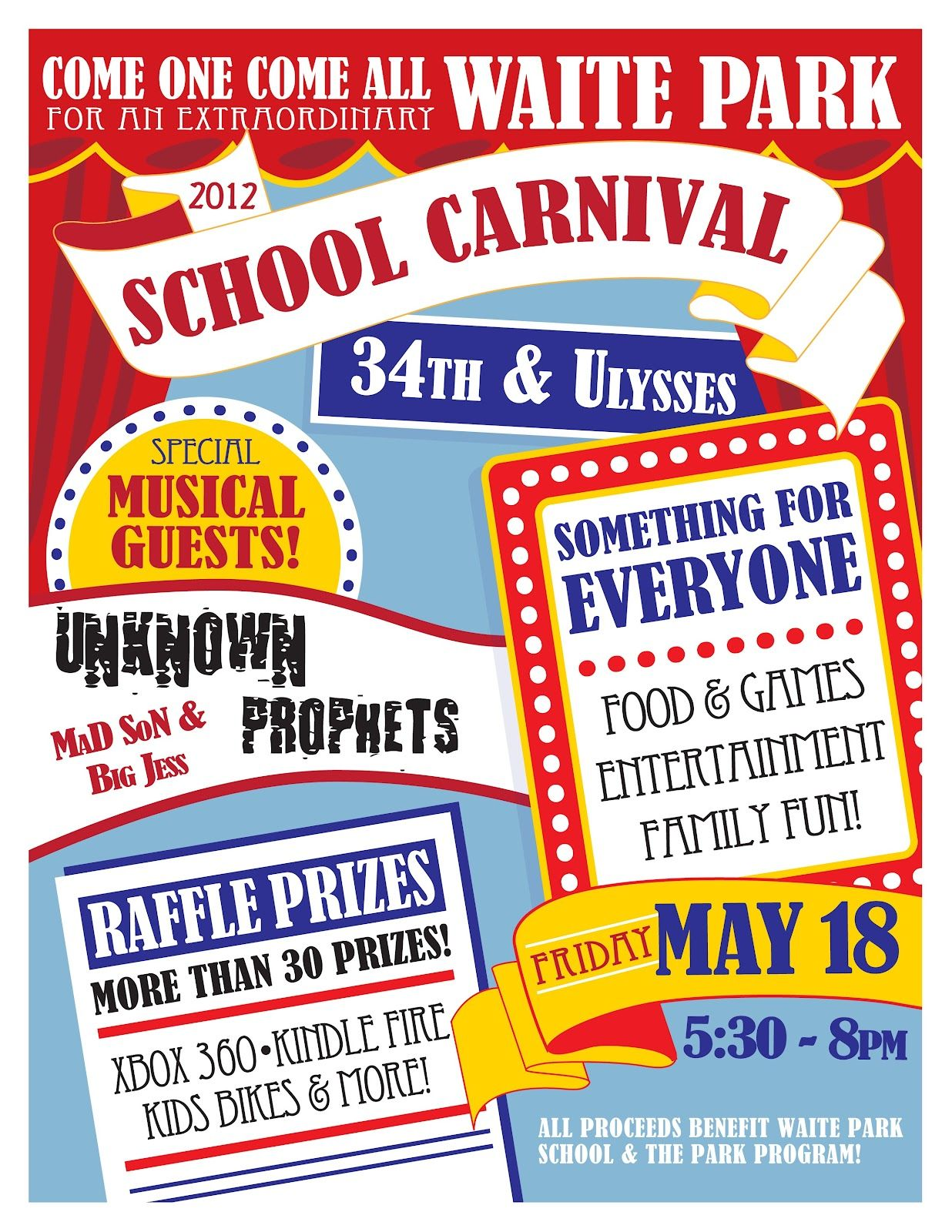school carnival poster image google search school carnival carnival sign