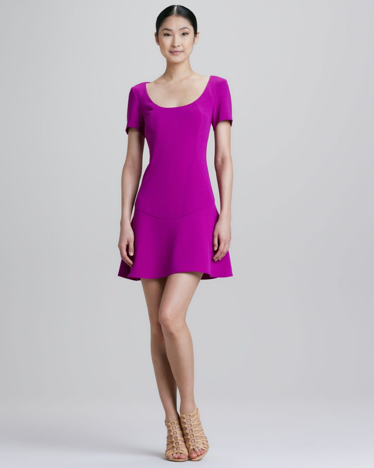Httpncrnirachel roy mini fitandflare dress p 2412ml rachel roy mini fit and flare dress neiman marcus ombrellifo Image collections