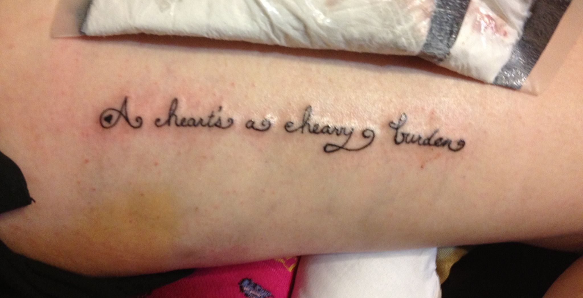 Howls Moving Castle Quote Studio Ghibli Things Tattoos Howls