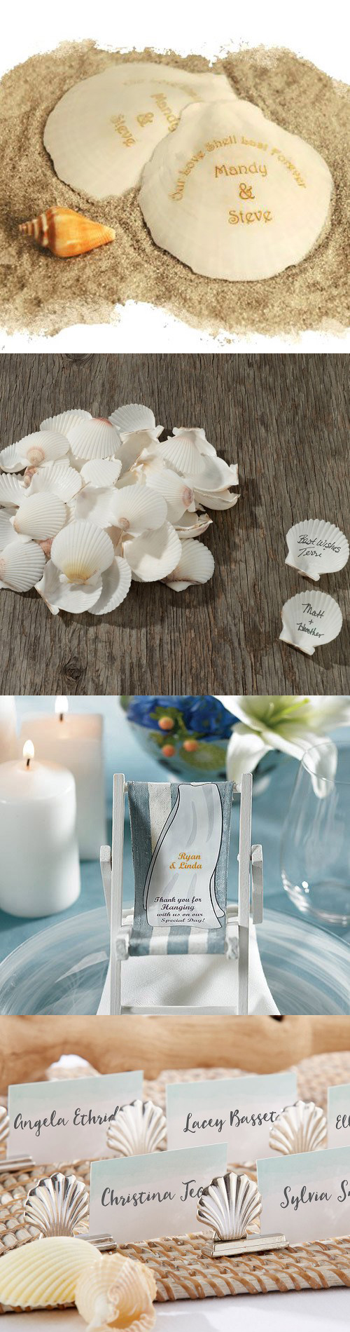 Simple wedding decoration ideas for reception   Gorgeous Beach Wedding Decoration  Favor Ideas for a Perfect
