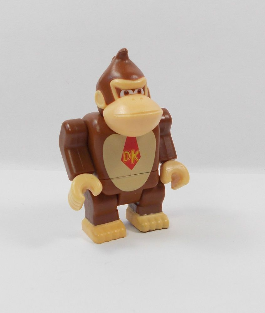 Donkey Kong Cake Topper