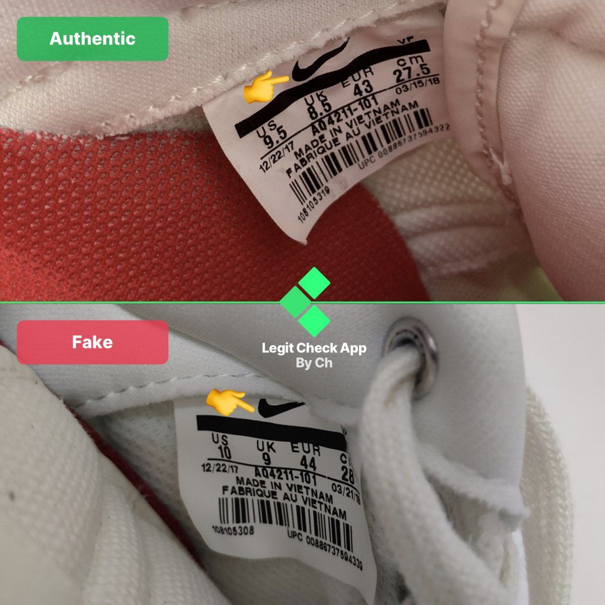 Kvragu Naslov Zapovjednistvo Nike Air Force 1 Size Tag Goldstandardsounds Com Sneaker comparison ng nike air force 1 (real vs fake) para mas maging aware tayo mga tol sa pagkakaiba ng legit and fake. nike air force 1 size tag