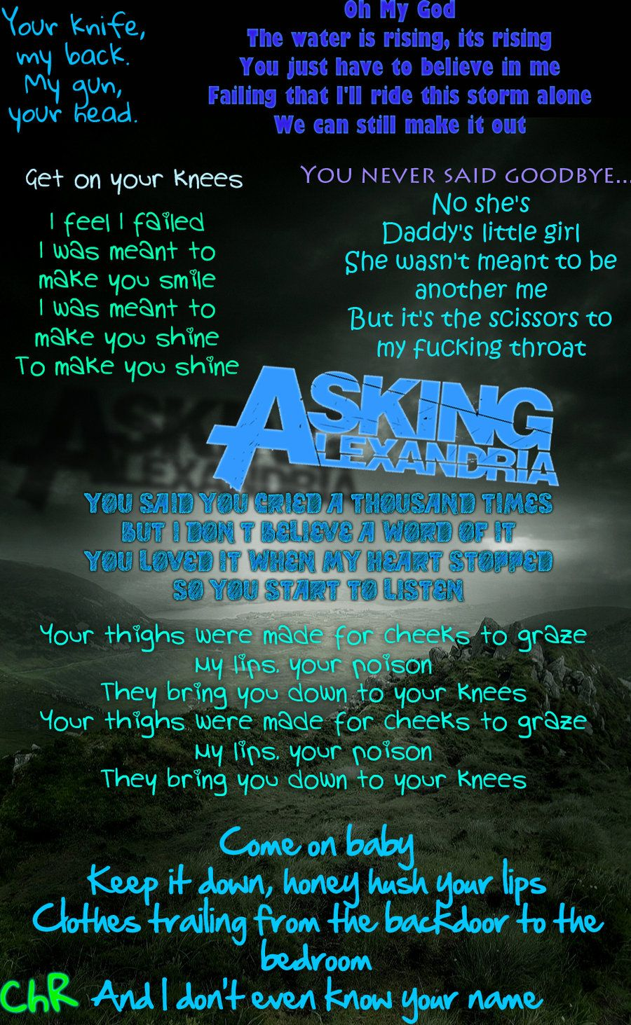 Asking Alexandria This Band Has The Best Lyrics Ever 3 With